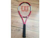 Wilson tennis racket x2