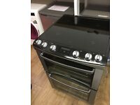 Zanussi silver induction cooker