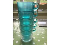 Stackable Cups and Container from M&S