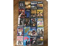 Variety of DVD's some brand new