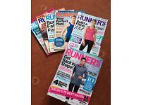 Runners magazine 27 editions