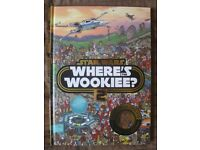 BRAND NEW Where's Wookie 2 (Star Wars) book