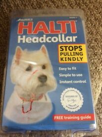 Halti dog headcollar size 1