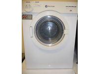 White Knight 3 KG Tumble Dryer - Mini Dryer - Compact