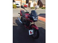 Honda CBF125 **Great Condition, Low Mileage, 1 Owner**