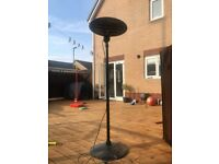 PORTABLE Electric patio heater