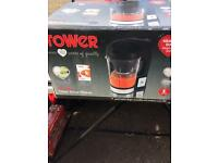 Tower 1.6 litre Glass Soup Maker
