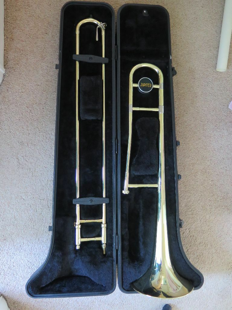 Jupiter Trombone in good conditione with case and stand  : 86 from www.gumtree.com size 768 x 1024 jpeg 144kB