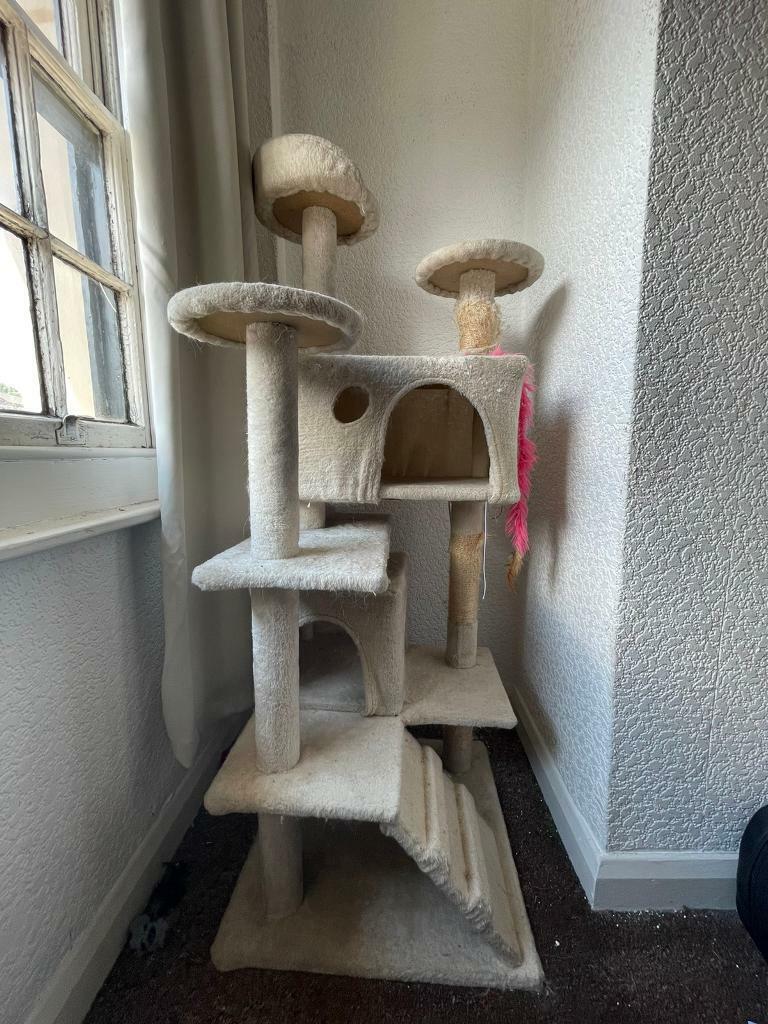 Free cat tree