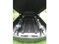 Car roof box Norauto Bermude 910