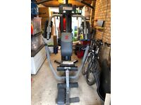 Marcy premier Home gym weights upto 140kg