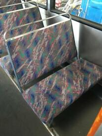 Double Decker Bus Seats