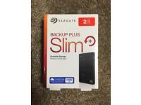 Seagate Backup Plus 2TB portable hard drive