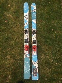 Ski Touring set up! G3 Viva 166 Skis with Fritschi Freeride Pro bindings and G3 skins.