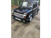Mini thirty convertible classic h reg mot August good condition starts drives needs little tlc