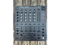 Pioneer djm 500 professional 4 channel DJ mixer