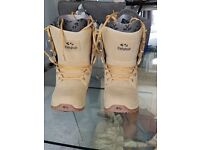 Snow Boarding Boots Adult Size 9