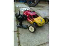 Nitro rc truggy sale or swap for decent phone