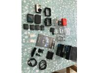 GoPro Hero 4 Black + Accessories