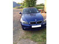 2011 BMW 3-Series M-Sport Efficient Dynamics 2.0lt diesel Alcantara Black imterior Not Audi, Merc