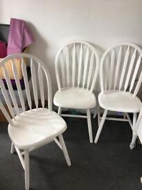 White chairs 3
