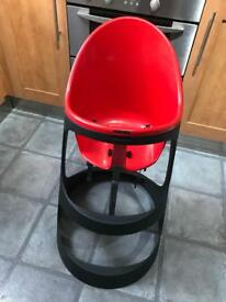 Ikea Leopard high chair