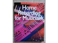 Home Recording for Musicians (book)