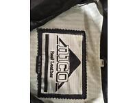 Nico real leather jacket