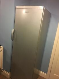 Free standing fridge