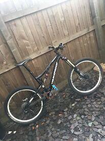 Nukeproof mega / downhill bike