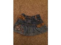 Next skirt 9-12 months as new