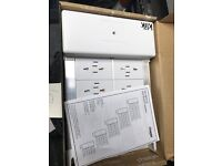 Hager Klik lighting distrubution system
