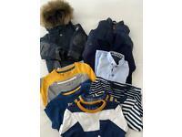 Boys clothing bundle 12-18months