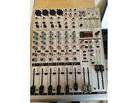 Behringer Mixer disco dj