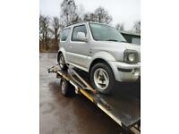 Scrap cars and vans wanted (top prices paid)💰