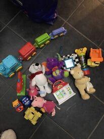 Baby / children's toys bundle