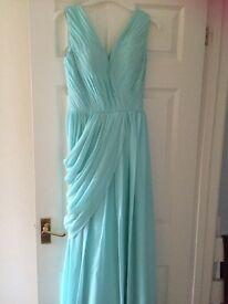 Dress size 8.