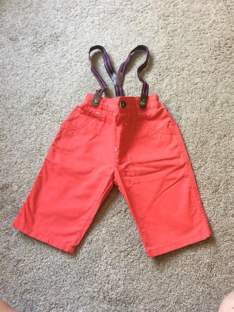Ted Baker Shorts aged 5-6