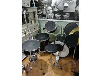 Drum Kit full set with silencer covers Power Play