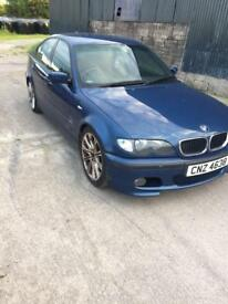 Bmw e46 320d for breaking. M sport