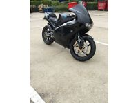 Aprilia rs 125 full power Race spec with jolly moto and big upgrades rs125 motorbike ped