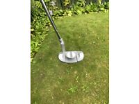 Dunlop Max Putter - White Ball Line-Up Which is Handy ... £5