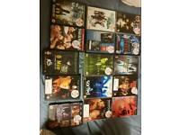 Popular dvd movies