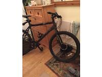 Carrera subway mountain bike