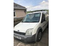 FORD TRANSIT CONNECT. LOW MILEAGE. LOADS OF PAPERWORK. WELL LOOKED AFTER.