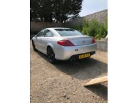 Please read advert. Peugeot 407 coupe gt 2.7 hdi auto