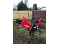 Petrol Chipper Shredder Cobra CHIP650L
