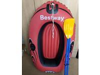 Bestway Boat 158