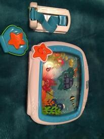 Baby Einstein Crib Sea Dream Mobile (Great Christmas present)