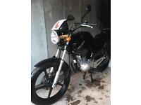 Yamaha ybr 125 REALLY LOW MILES